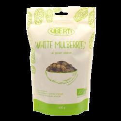 White Mulberries bio Uberti (mûres blanches) - 400 g