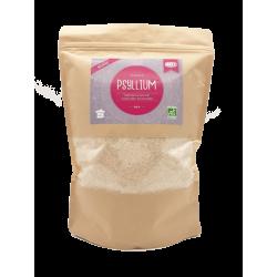 Psyllium blond bio Uberti - 600 g - Complément alimentaire