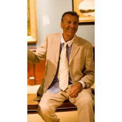 Louis Uberti, auteur et fondateur de la société Mondial Uberti's