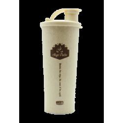 Shaker beige en paille de blé - 450 ml