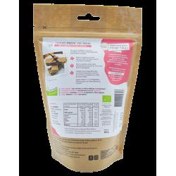 Préparation végétale et bio pour Blondie sans cuisson à la vanille et noix de coco - Uberti