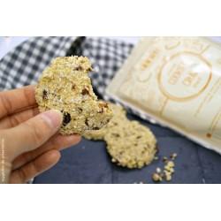 Cookies crus Vitalité bio Uberti - Un encas facile et rapide à préparer à base de superfruits - 300 g