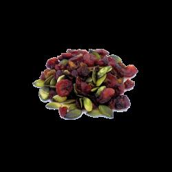 Cocktail Craquant bio Uberti - Un savoureux mélange à base de superfruits et graines de courge - vrac