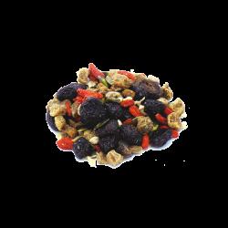 Cocktail Vitalité bio Uberti - Un savoureux mélange à base de superfruits et graines de courge - vrac