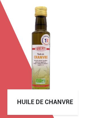 huile de chang=vre française